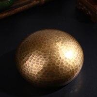 Buddhism Copper Singing Bowl Handmade Yoga Meditation Buddha Sound 9.5CM