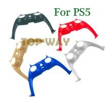 Coque décorative de remplacement pour manette de jeu Sony PS5, 1 pièce, pour contrôleur avant et central