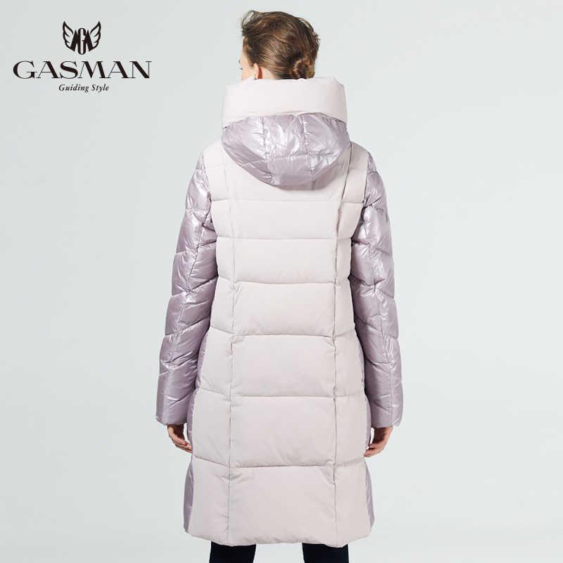 Portable Gas Detector Crowcon T3 2019 Fashion Tebal Musim Dingin Wanita Down Jaket dengan Tudung Wanita Jaket Wanita Mantel Musim Dingin Parka Besar ukuran