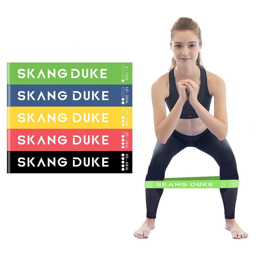 Direnç bantları seti genişletici vücut geliştirme açık spor ev sakız Fitness gücü lastik bant egzersiz ekipmanları