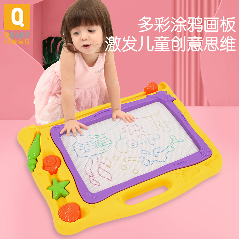 Magnetic Drawing Board Toys For Children Kids Painting 2 Year Old Toys  Kids Painting Sketchpad  Colorful Baby Toddle