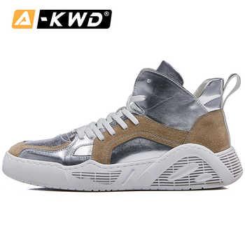 Neue Mode Mou Stiefel Herbst Atmungsaktive Sport Schuhe Clark Schuhe Männer Hohe Top Sneaker Männer Männer Schuhe Leder Schuh Tenis casual