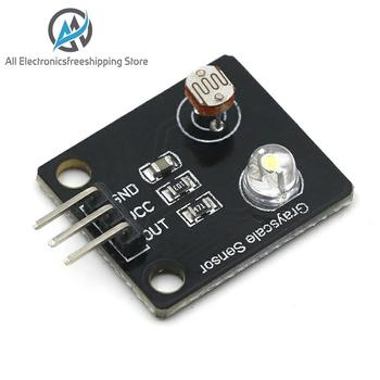 Photosensitive resistor Light Sensor Analog Grayscale Electronic Board Line finder tracking module For Arduino DIY Kit - discount item  26% OFF Electrical Equipment & Supplies