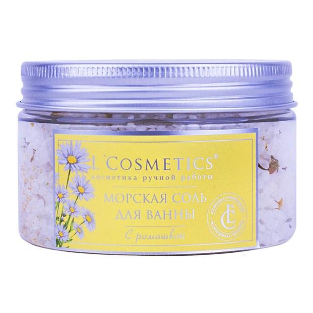 "Sea salt of the Dead Sea for baths ""camomile"" 300g Organic Bath Salt Ball Natural Bubble Bath Bombs BallAromatic Aromatherapy Natural Air Fresh Body"