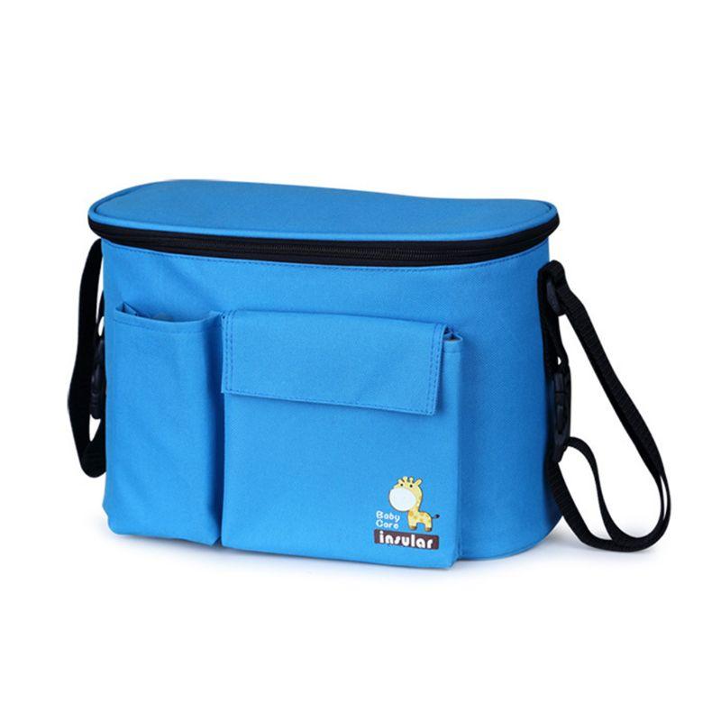 Pram Pushchair Storage Organiser Holder Infant Stroller Accessories Mummy Bag D7YD