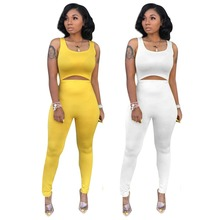 Goocheer Women Solid Sleeveless Cut Out Waist Skinny Bodycon Jumpsuit Female Sexy Night Club Party Romper Playsuit
