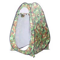 Instant Portable Shower Tent Camping Tent Outdoor Privacy Toilet Changing Room for Camping Beach