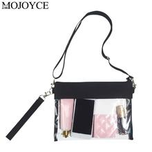 New Fashion Causual PVC Transparent Clear Crossbody Bags Handbag Tote Women Shoulder Messenger Clutch Bag Dropshipping