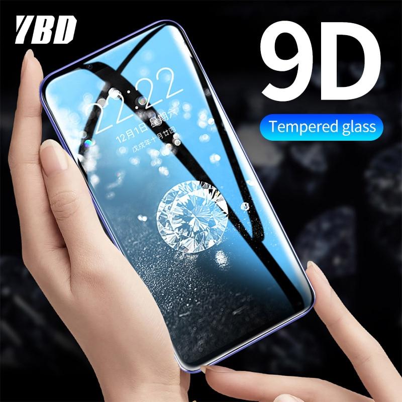 Закаленное стекло YBD для redmi note 7 8 k20 pro 8A 8t, Защитное стекло для экрана xiaomi mi 9 T 9 se cc9 cc9e, стеклянная пленка|Защитные стёкла и плёнки|   | АлиЭкспресс