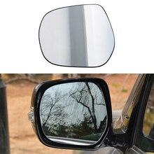 السيارات الجانب الأيسر الأيمن ساخنة الجناح مرآة خلفية الزجاج ل لكزس LX 2011 2019 GX 2010 2020 برادو 2010 2019 لاند كروزر 2012 2016