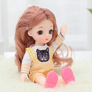 ICY factory blyth doll 1/6 toy BJD neo 30cm blyth custom doll joint/normal body special offer on sale random eyes color 30cm(China)