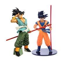 Figurinha japonesa anime dbz kakarot filho smsp super mestre estrelas peça saiyan dragonball figura de ação pvc modelo brinquedos para meninos