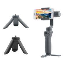 MINI MINI Desktop ขาตั้งกล้องสำหรับ DJI OSMO MOBILE 2/3 มือถือ PTZ Stabilizer