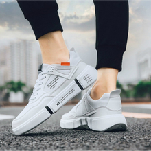 Fashion Sneakers Men Flats Casual Loafers Spring Autumn Air Mesh Man Low-cut Shoes High Quality Trainers Breathable Male Shoes spring men low top casual shoes lace up loafers breathable sneakers youth popular shoes male flats black red 01b