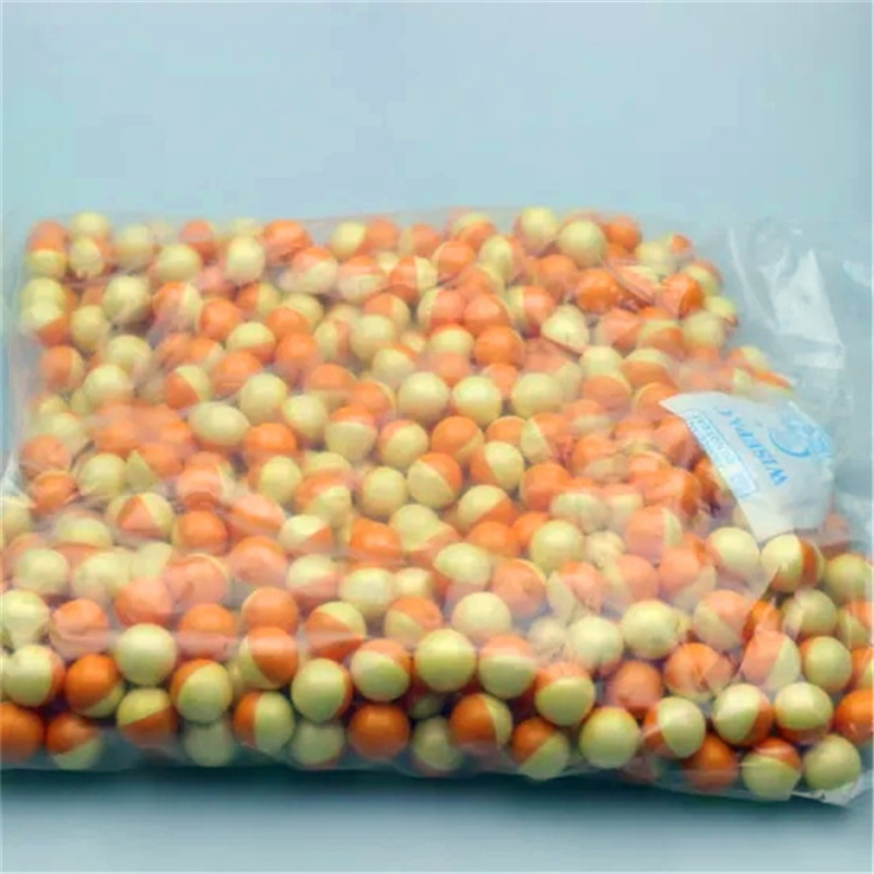 1.73cm Competition Level CS Shooting Paintball PEG Paintballs 2,000pcs/box
