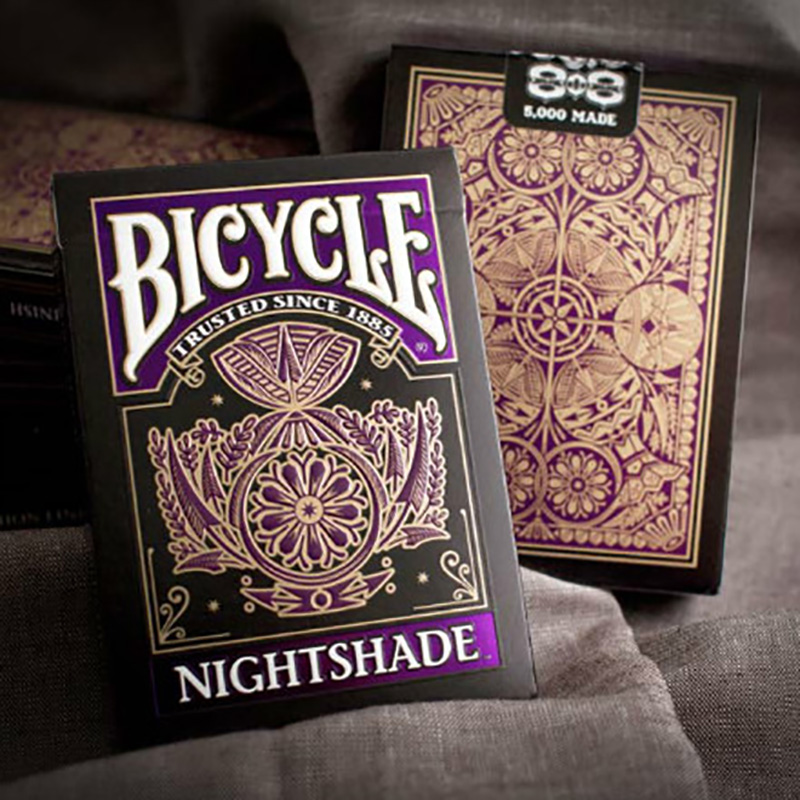Nightshade Playing Cards High Quality Playing Cards New Poker Cards For Magician Collection Card Game