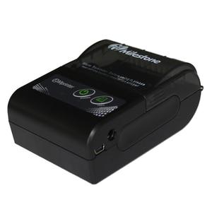 Image 5 - Milestone Bluetooth Printer Wireless Receipt bill Thermal Printer 58MM Mini Portable pocket for Windows Android IOS MHT P10