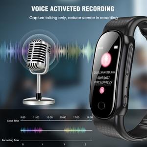 Image 5 - Savetek Fashion Polsband Armband Spraakgestuurd Mini USB Pen 8 GB Digital Audio Voice Recorder Sport Stappenteller Voor Lezingen