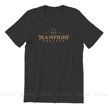 2020 New Summer Teamfight Tactics Cotton League Of Legends LOL MOBA Fashion Casual Men T-shirt 2