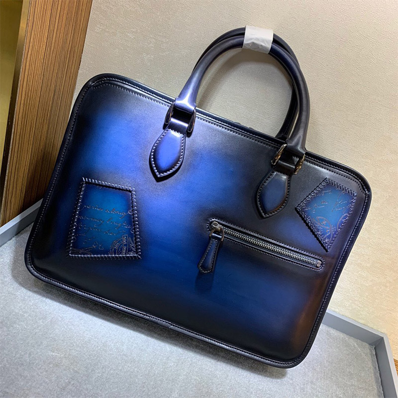 Мужская сумка, портфель, сумка высокого качества, деловой известный бренд, кожаные сумки на плечо, Офисные Сумки, 15 дюймов, ноутбук
