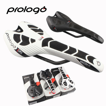 Prologo Original NEW NAGO EVO CPC NACK RAIL Road Bike Saddle Cycling Carbonfibre Bicycle Saddle