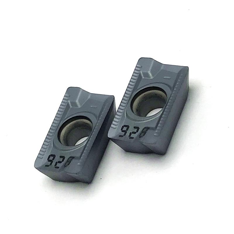 Купить с кэшбэком APKT1604 PDR 76 IC928 carbide insert Milling Turning Tool APKT 1604 Cutting tool turning insert CNC high quality lathe tools