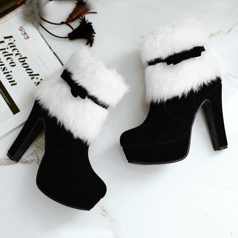 Annabelle Festive Heels