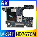 LA-8241P материнская плата для ноутбука For DELL Inspiron 15R-5520 7520 оригинальная материнская плата