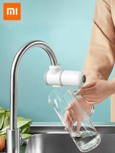 Xiaomi Mijia Faucet Purifier Water Kitchen Mini Water Filter Gourmet Faucet Fixture Purification
