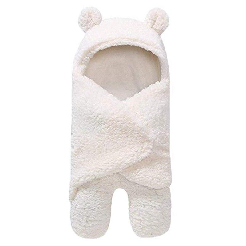 Cobertor de swaddle do bebê, luxuoso ultra-macio
