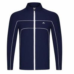 Новинка, Мужская одежда для гольфа на осень и зиму, с длинным рукавом, с бархатным ветровым стеклом, для отдыха, JL, куртка для гольфа Cooyute, бесп...