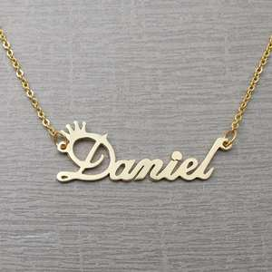 Necklace Custom Personalized Name for Her