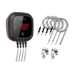 Image 5 - Цифровой Кухонный Термометр для духовки, термометр для приготовления пищи, мяса, барбекю, с таймером, температура воды, молока, инструменты для приготовления пищи