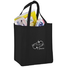 Grocery Non-Woven Custom-Logo Printing Reusable Eco-Friendly Shoulder Wholesales Pp 500pcs/Lot