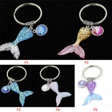 Sequins Keyring ตกแต่งจี้สำหรับกระ(China)