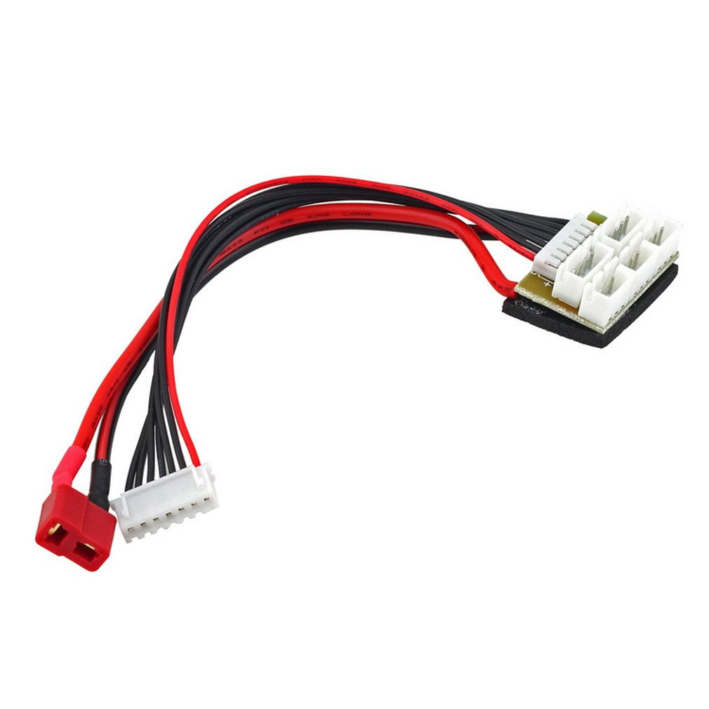 3X2S 2X3S Balance Charger Adapter Cable Board Imax B6 B6AC B8 For RC Battery