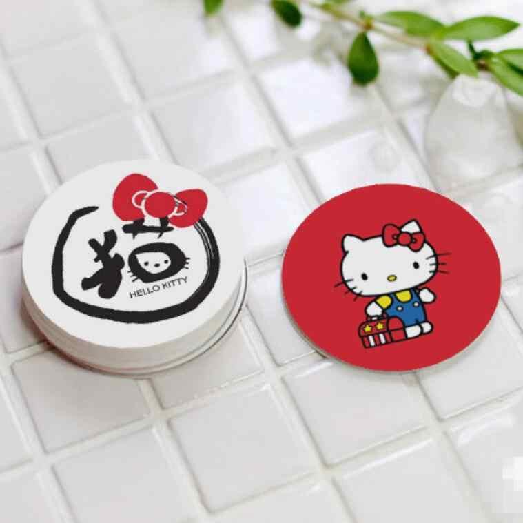 1 Pack/lot Jepang Cute Cat DIY Multifungsi Seal Sticker Set untuk Produk Buatan Tangan Penyegelan Tongkat 38 Pcs