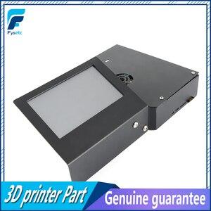 Clone Duet 2 wifi v1.04 32-битная плата Duetwifi + 5i 5 ''панель сенсорного экрана чехол контроллера для 3 Ender-3