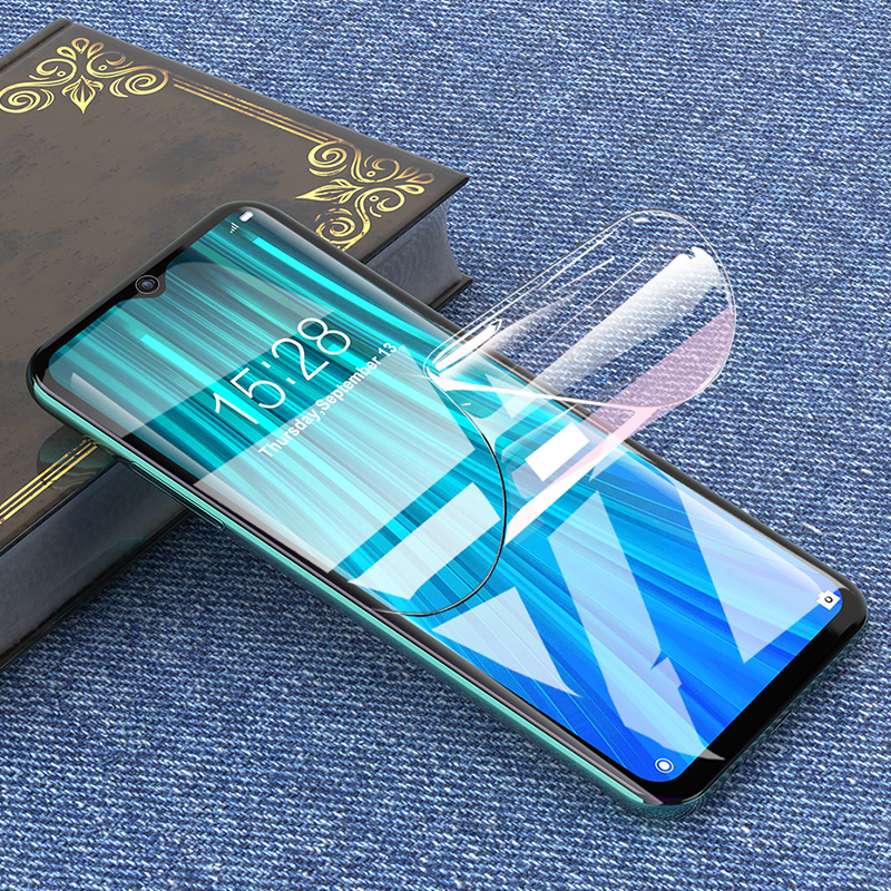 Front & Back Hydrogel Film For Xiaomi Mi 9 T Pro 8 Lite A1 A2 Lite A3 Screen Protector For Mi Pocophone F1 Note10 Pro Max 2 Max3