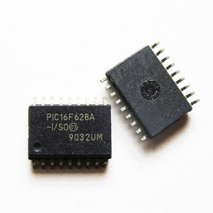 Image 1 - 50pcs/lot PIC16F628A I/SO 16F628A I/SO PIC16F628A PIC16F628 SOP 18 In Stock