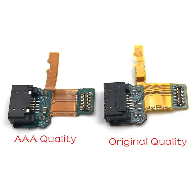 New USB Charging Port Flex Cable For Sony Xperia X  F5121 F5122 Dock Connector Charger Replacement