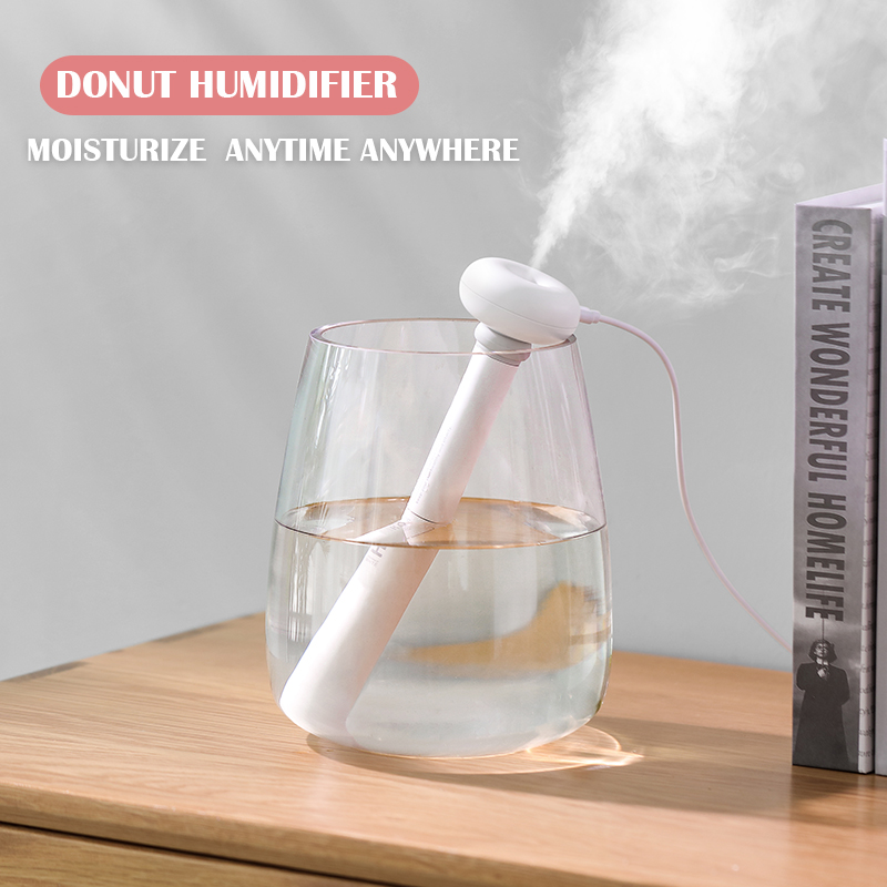 USB Electric Aroma Air Diffuser  Ultrasonic Air Humidifier Essential Oil Aromatherapy Cool Mist Maker For Home Wit Demontabel