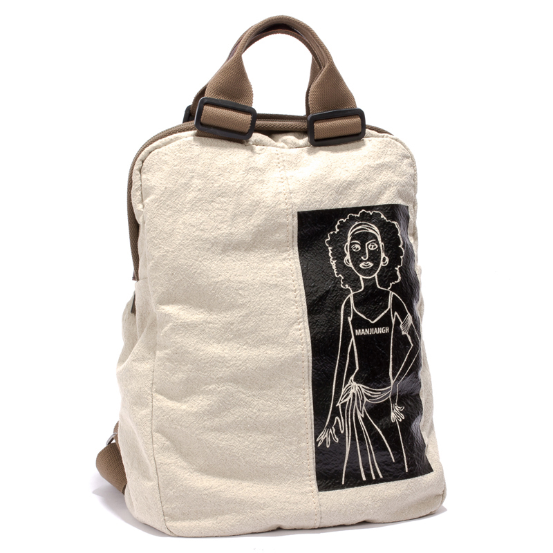 Large Capacity Canvas Rucksack Man Travel School Bag Mountaineering Backpack Male travel Bucket Shoulder Bags Men Backpack