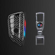 חדש רכב מפתח מקרה כיסוי חליפת עבור BMW 2 3 5 7 סדרת 6GT X1 X3 X5 X6 F45 F46 g20 G30 G32 G11 G12 F48 G01 F15 F85 F16 F86 Keychain