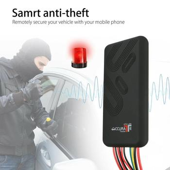 GT06 GSM/GPRS/GPS/LBS Real Time GPS Tracker GSM GPRS Tracking Device for Car Vehicle Motorcycle Bike image