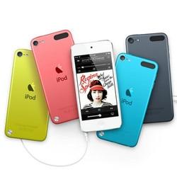 جهاز Apple Ipod Touch 5 MP3/4 ثنائي النواة بشاشة 4.0 بوصة وذاكرة وصول عشوائي 1 جيجابايت وذاكرة قراءة فقط 16/32 جيجابايت وكاميرا 5 ميجابكسل مع خاصية ضياع الصو...