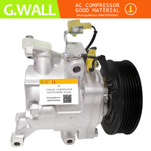 G.W.-SV07C-6PK-108  Air Conditioning Compressor for  Toyota Passo 2007-2010  Daihatsu Terios  Sirion M3  Daihatsu Boon