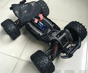 Image 4 - 1/5 Traxxas X MAXX XMAXX 77076 4 Waterproof Cover Protection Chassis Dust and Sandproof Cover for Rc Auto Parts XMAXX