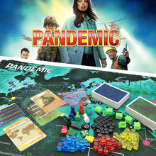Pandemic Board games Save the Humanity card Game for kids adult party table games entertainment playing cards
