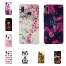Case Voor Huawei P20 lite Telefoon Back Cover Voor Huawei Nova 3e Case TPU Patroon Voor Huawei P20 lite Siliconen fundas 5.84